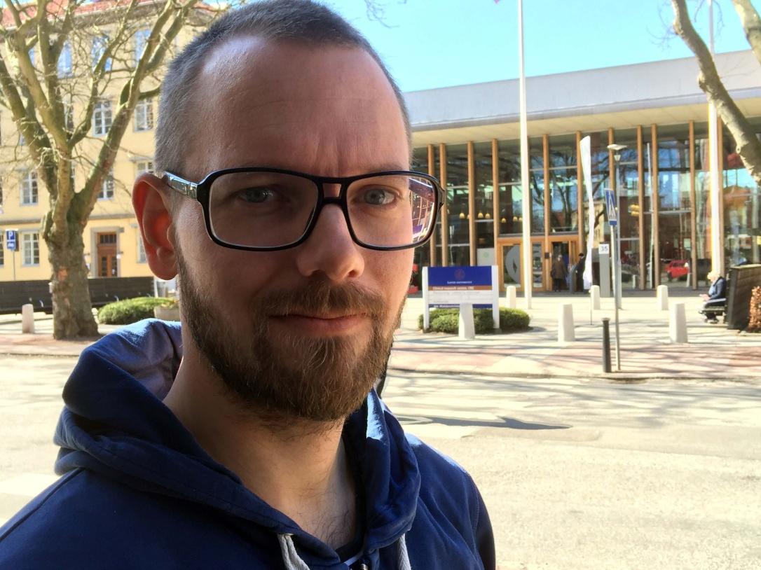 Peter Spégel CRC